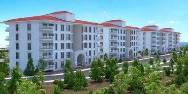 TOKİ Gaziantep Islahiye'ye 596 konut inşa edecek