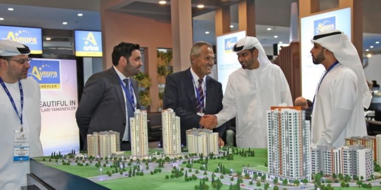 Artaş İnşaat 11 projesiyle Dubai Cityscape 2017'de