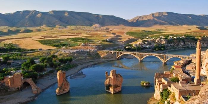 Siirt'in bazı köyleri Batman Hasankeyf'e bağlandı
