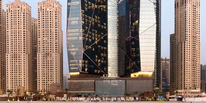 Tabanlıoğlu Dubai projesini Cityscape'de tanıtıyor