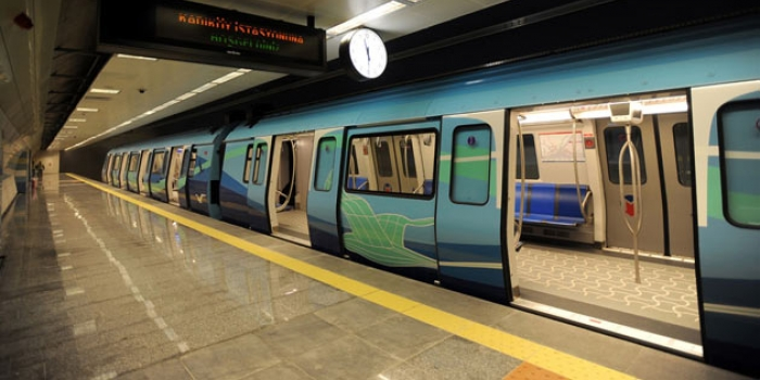 Avrupa Yakası'na 3 yeni metro hattı geliyor