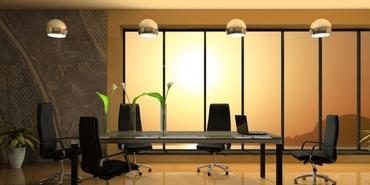 Çalışmalara ara vermeden ofis dekorasyonu mümkün
