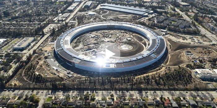 iPhone 8 ile birlikte Apple Park'ta görücüye çıktı