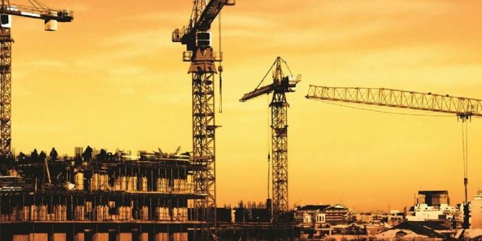 Büyümenin arkasında yine inşaat sektörü var
