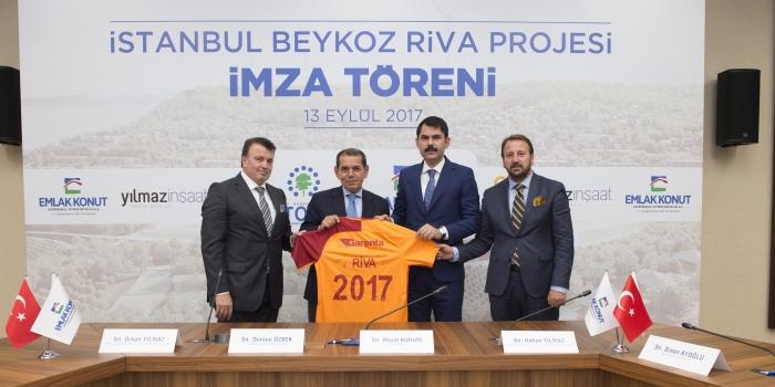 Galatasaray'ın Riva gelirinde büyük kayıp