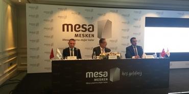 MESA'dan 2017'de 6 milyar TL'lik 8 proje