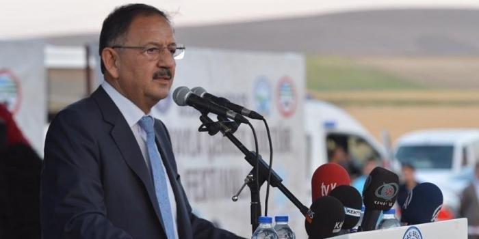 Bakan Özhaseki: 'Kanun yapıcının iyi niyeti suistimal edildi'