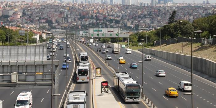 Köprü ve otoyolların Ocak-Ağustos geliri 964 milyon