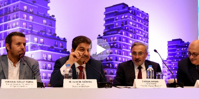 Esenler'in örnek dönüşüm projesi Ömür İstanbul satışta
