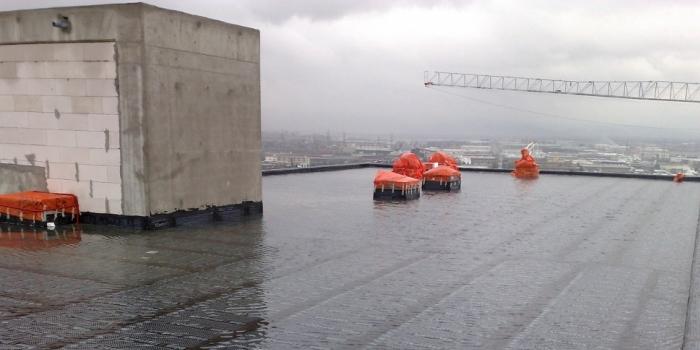Su yalıtımı olmayan binalara yapı ruhsatı verilmeyecek