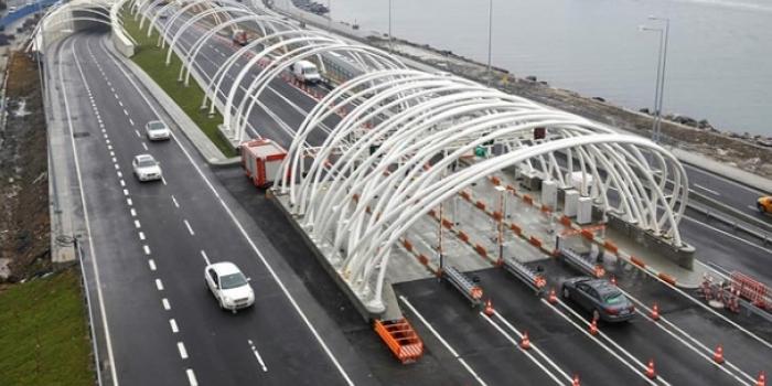 Avrasya Tüneli'nden mahkeme açıklaması