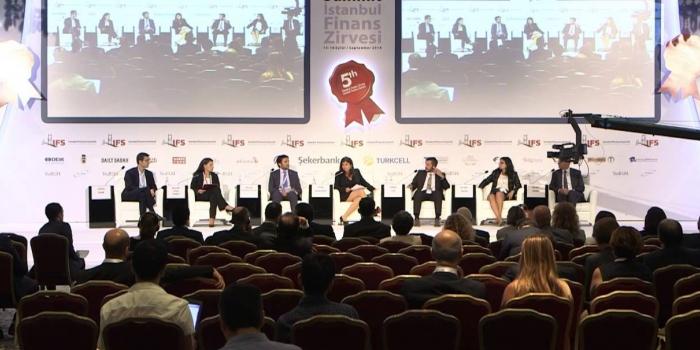 İstanbul Finans Zirvesi bugün başladı
