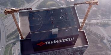 Tahincioğlu Basketbol Süper Ligi reklam filmi yayında