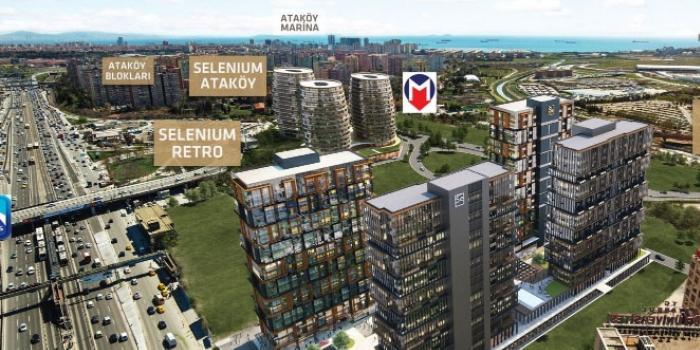 Selenium Retro 9 Ataköy fiyat listesi ve ödeme planı