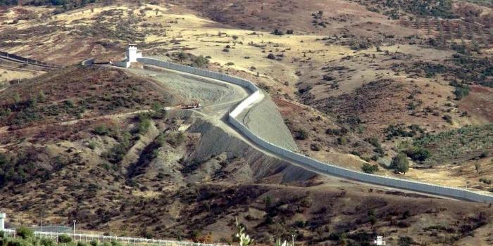 Suriye Güvenlik Duvarı projesinde sona doğru