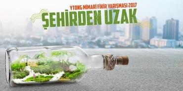 Ytong Mimari Fikir Yarışması'nın bu yılki teması: 'Şehirden Uzak'
