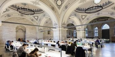 Beyazıt Kütüphanesi Restorasyonu'na büyük ödül