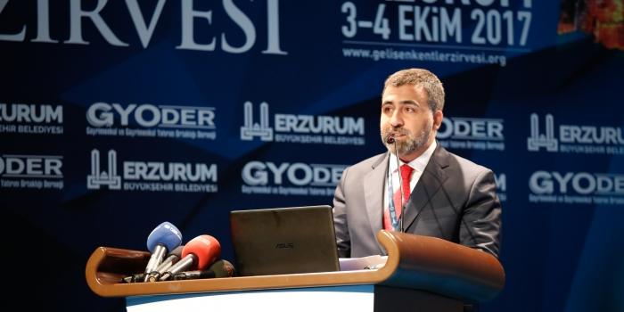 GYODER'den Erzurum mesajı: Anadolu'ya yatırıma önayak olacağız