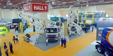 Hazır beton ve inşaat sektörü Nisan'da İzmir'de buluşacak