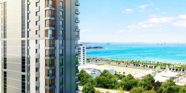 Portre Sahil daire fiyatları 499 bin TL'den başlıyor