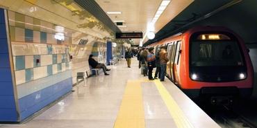 Sürücüsüz metro hattı için geri sayım başladı