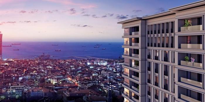 KİPTAŞ'dan Zeytinburnu'na 1.262 konutluk proje: Locamahal