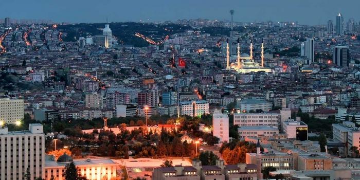Ankara'ya 20 yılda 3 milyon nüfus, 750 bin konut katılacak