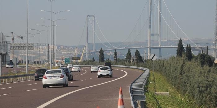 Osmangazi Köprüsü'nde bardağın yarısı dolu