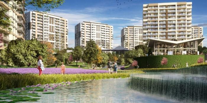 Torunlar GYO 5. Levent'te daireler 618 bin TL'den satılıyor