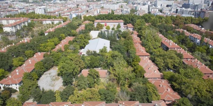 Emlak Konut Saraçoğlu Mahallesi'nde kentsel dönüşüme hazırlanıyor