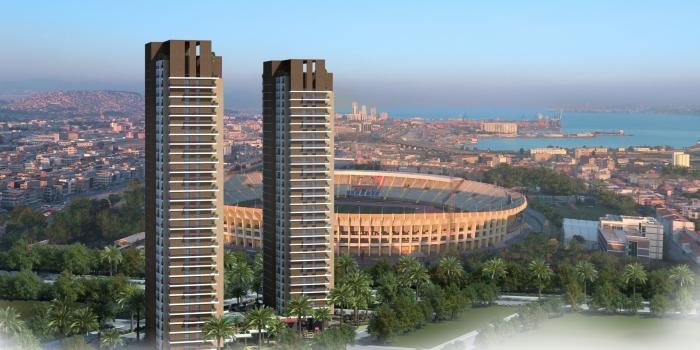 DAP Yapı İzmir'e proje atağının ilk adımı attı