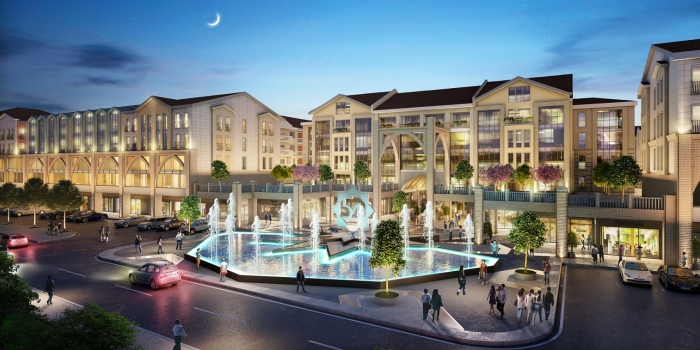Sakarya'ya 750 milyonluk proje: Cadde 54