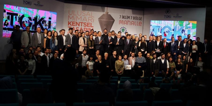 TOKİ'den 35 projeye 'mahalle' ödülü