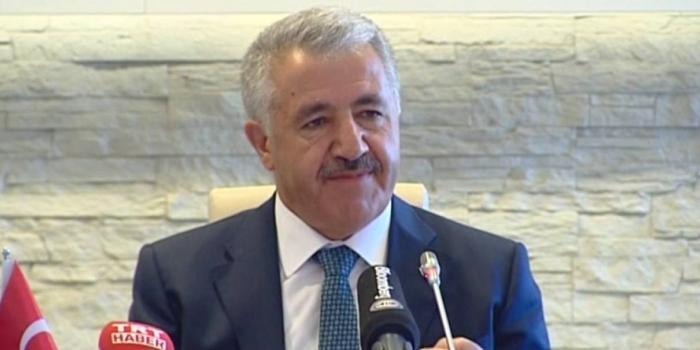 Bakan Arslan 'Geçiş adetlerinin garantinin altında kalacağı biliniyordu'