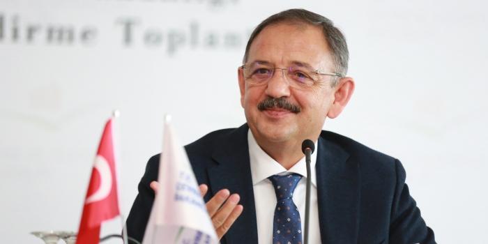 Bakan Özhaseki: Depremin maddi zararı 100 milyar dolar olacak