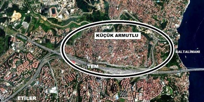 Küçük Armutlu'da dönüşüm hedefi: 7.290 yeni konut