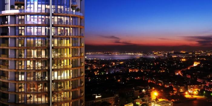 Fortis Sinanlı Kadıköy'de yükseliyor