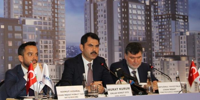 Murat Kurum: 2016'nın olumsuz etkileri geride kaldı
