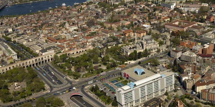 Fatih'te metrekare fiyatları 4 bin TL'ye yaklaştı