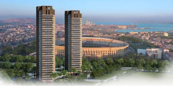 Dap Yapı İzmir'de topraktan satış, senetle ödeme fırsatı