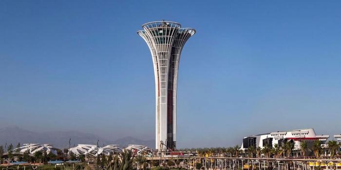 Antalya EXPO Kule'ye uluslararası ödül