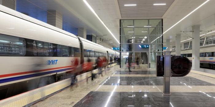 Rakamlarla Bakü-Tiflis-Kars demiryolu hattı