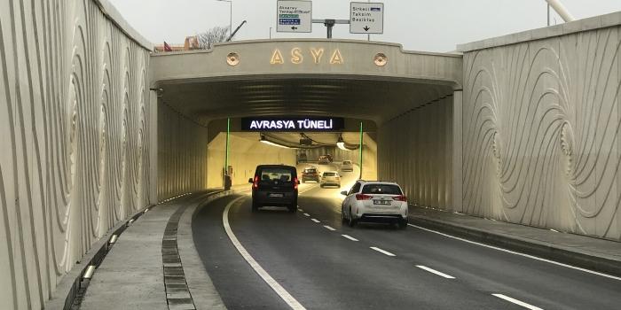 Avrasya Tüneli'ne bir uluslararası ödül daha