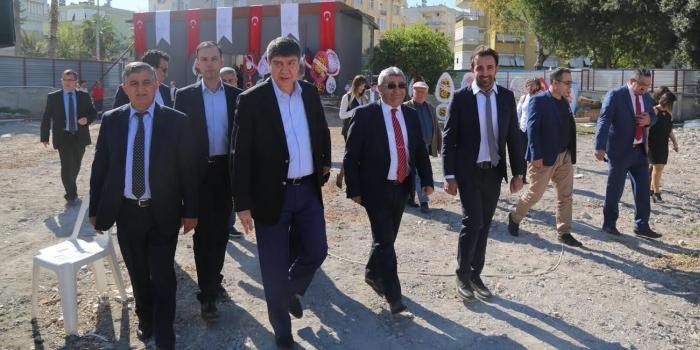 Antalya'da ilk özel sektör dönüşümü başlıyor