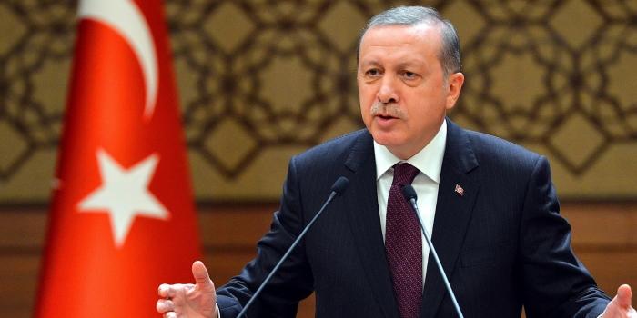 Cumhurbaşkanı Erdoğan: 'AKM'nin yeniden inşa süreci bugün başladı'