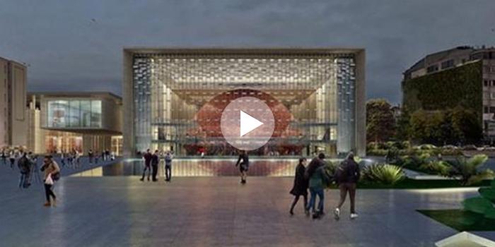 İstanbul'un yeni AKM video filmi yayında