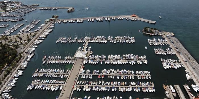 Kalamış Yat Limanı imar planında değişiklik