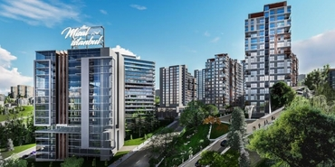 Ahes İstanbul İstanbul'en en büyük riskli alanında yükselecek