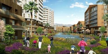 Sur Yapı Antalya'da ilk etap inşaatının yüzde 50'si bitti