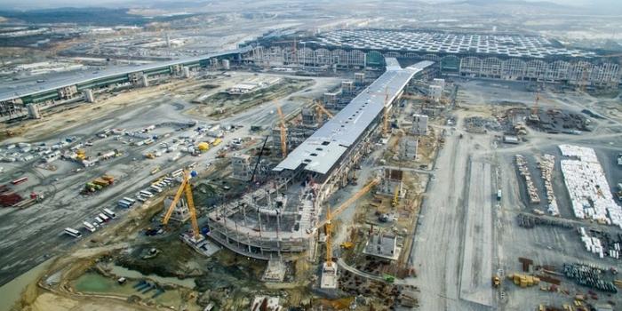 Bakan Arslan'dan 3. Havalimanı açıklaması: Buralar eskiden bataklıktı